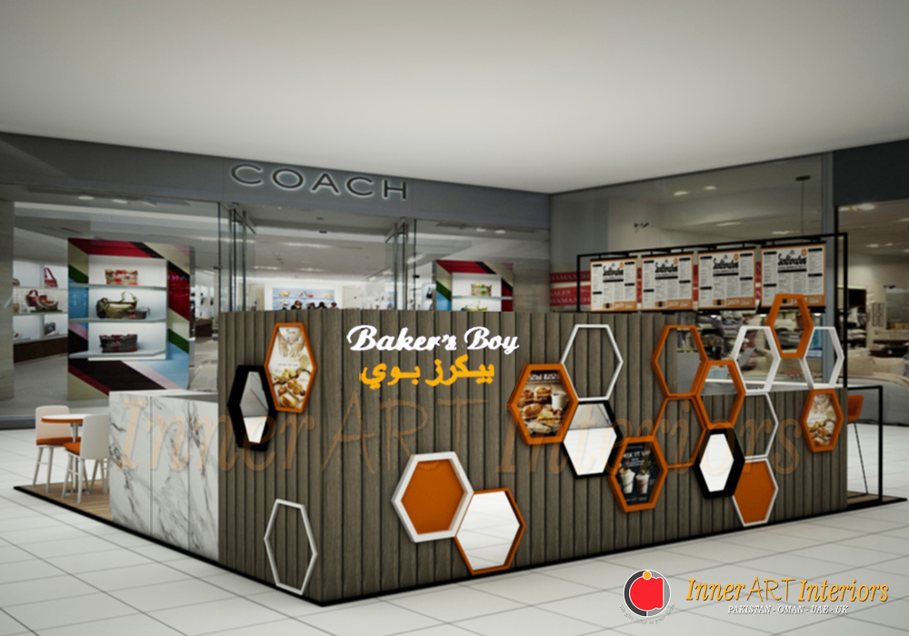 Bakers Boy Dolmen Mall Karachi