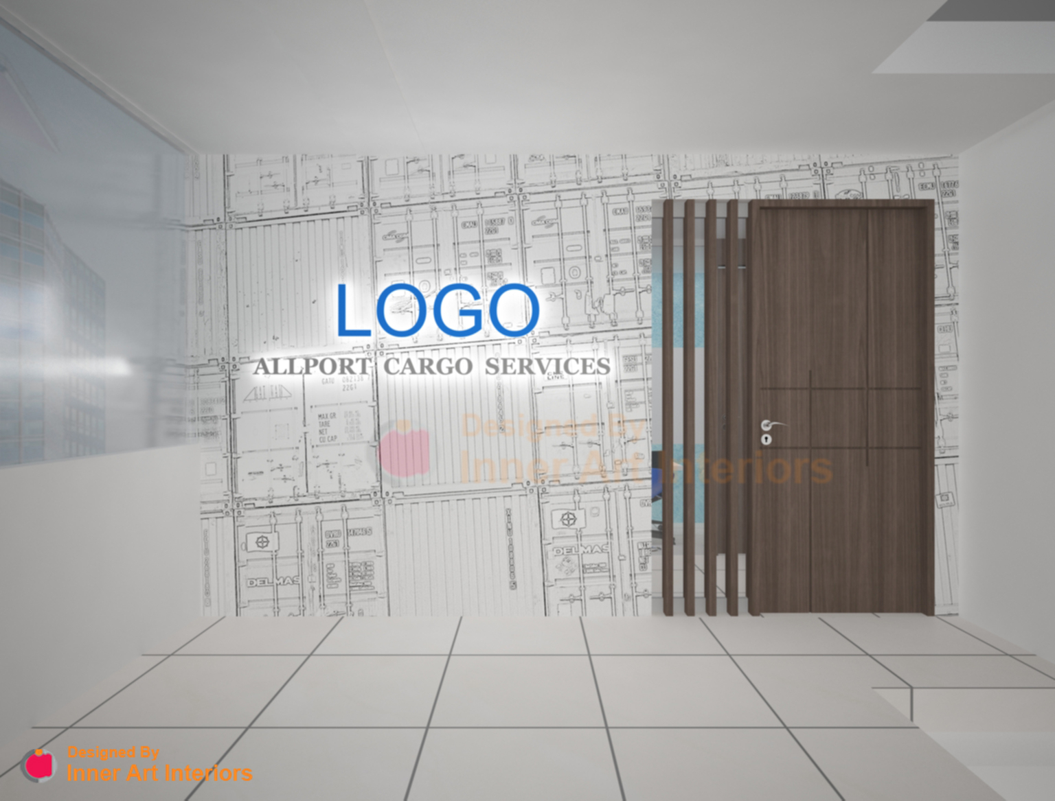 Cargo Office (Cavlary Ground)