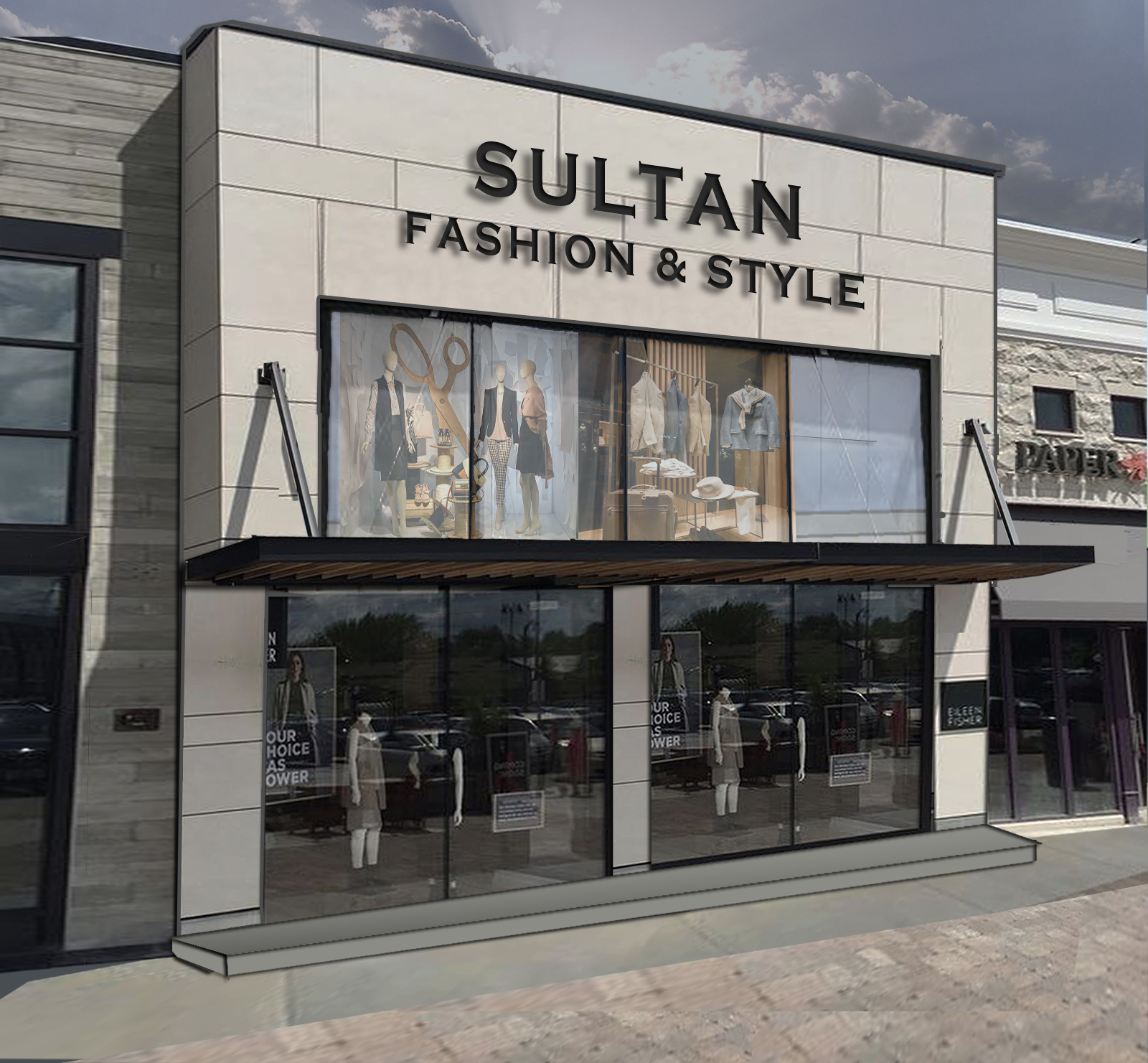 Sultan Fashion & Style