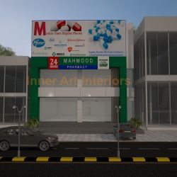 MAHMOOD PHARMACY (CHUBURGI) 3D VIEWS (1)