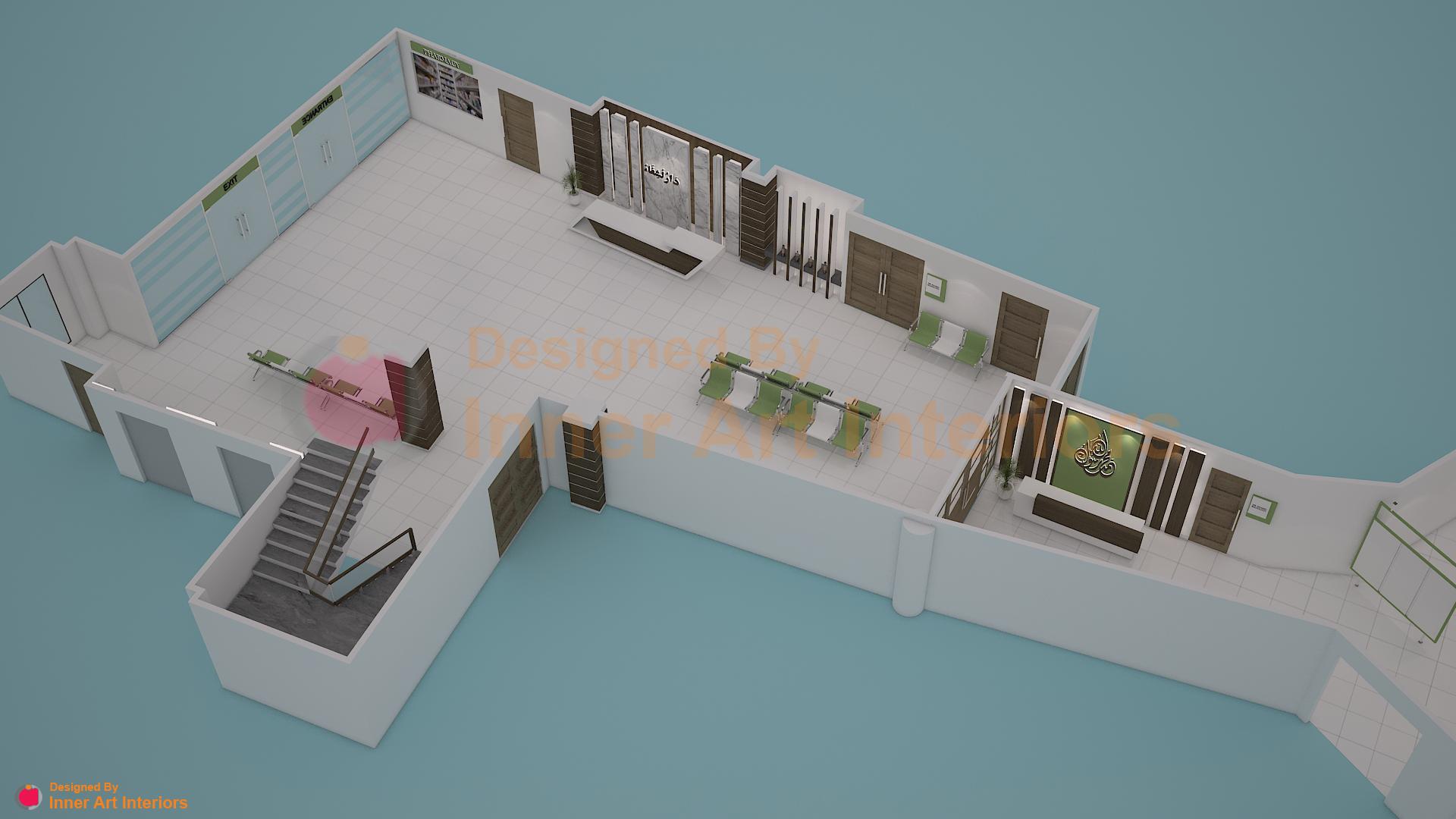 DAR-UL -SHIFA hospital