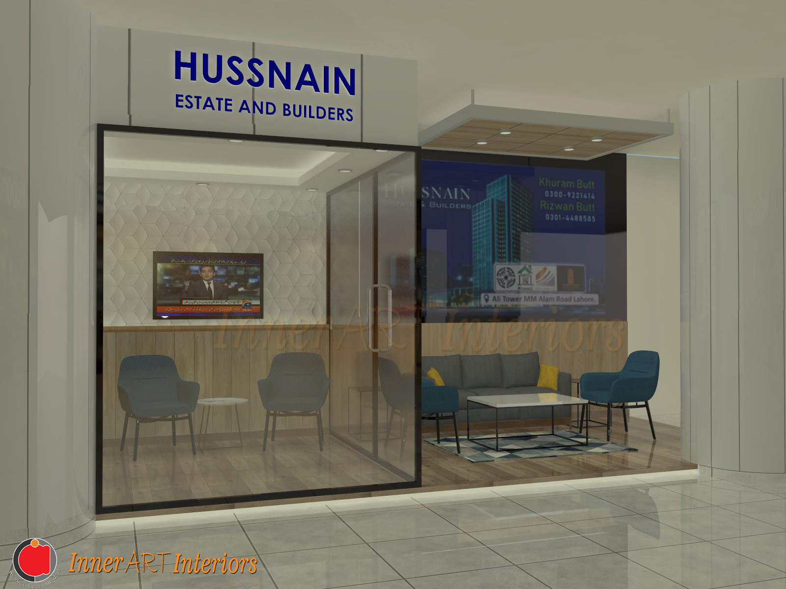 Husnain Estate Office