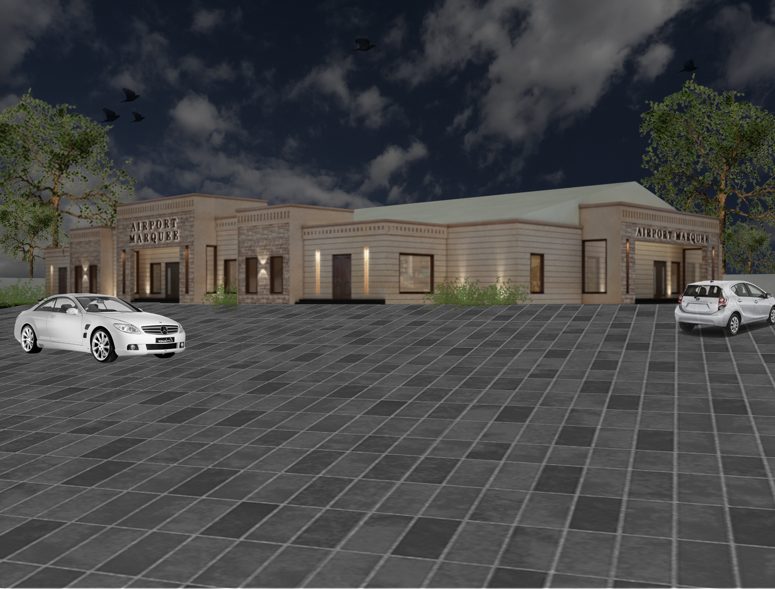 Marquee DHA Phase 8