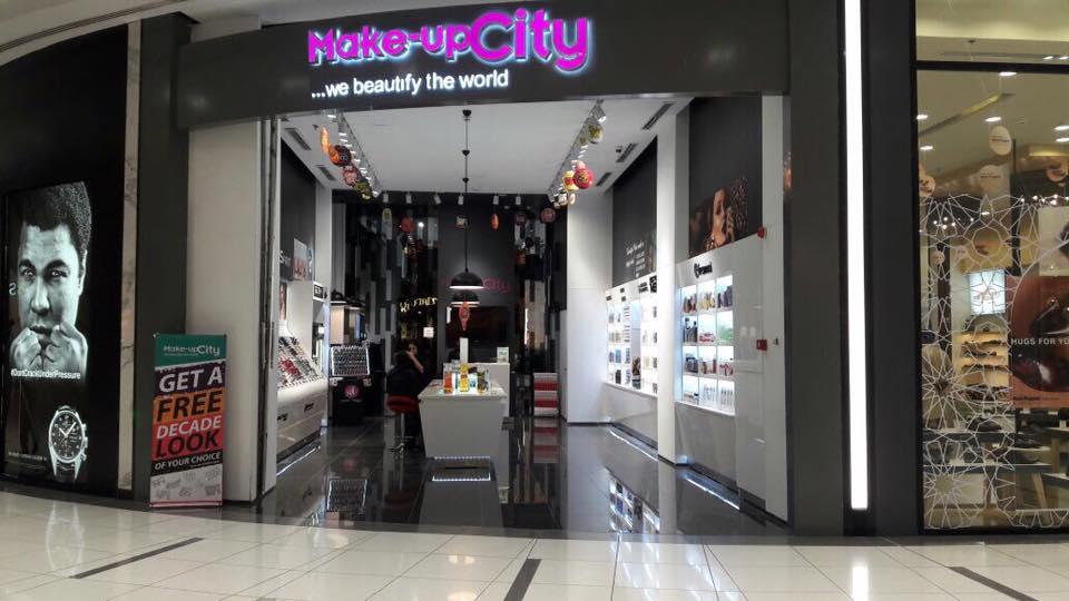 Make Up City