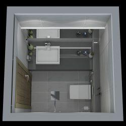 affordable bathroom sets