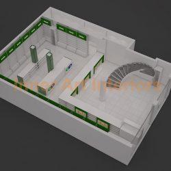 MAHMOOD PHARMACY (CHUBURGI) 3D VIEWS (3)