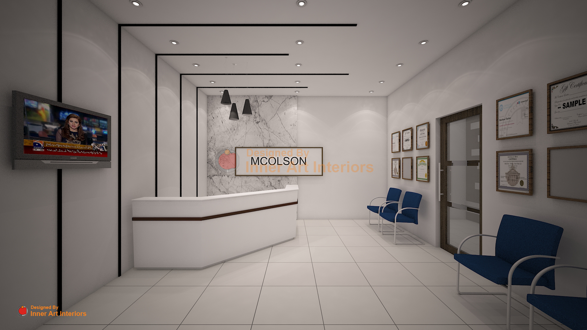 Mcolson Office